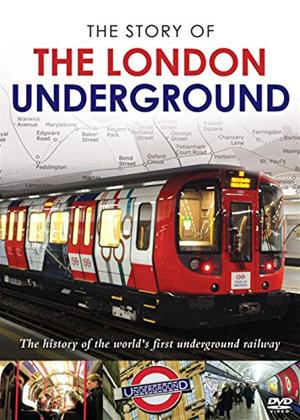 The Story of the London Underground Online DVD Rental