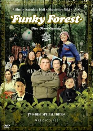 Funky Forest: The First Contact Online DVD Rental