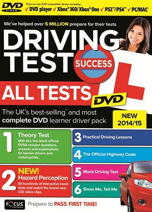 Rent Driving Test Success: 2014: All Tests Online DVD Rental