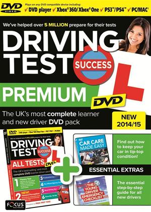 Rent Driving Test Success: 2014: All Tests Premium Online DVD Rental