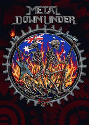 Rent Metal Down Under: A History of Australian Heavy Metal Online DVD Rental