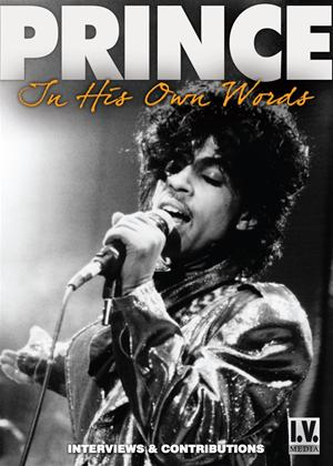 Prince: In His Own Words Online DVD Rental