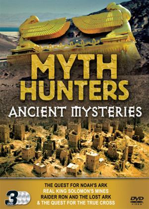 MythBusters: Ancient Mysteries Online DVD Rental
