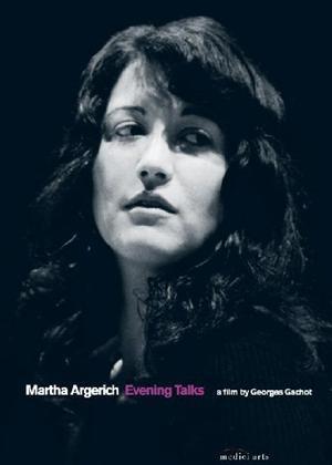 Martha Argerich: Evening Talks Online DVD Rental