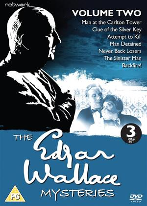 Rent Edgar Wallace Mysteries: Vol.2 Online DVD Rental