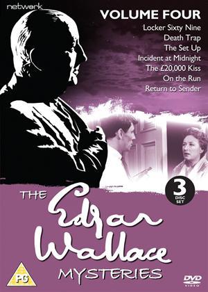 Rent Edgar Wallace Mysteries: Vol.4 Online DVD Rental