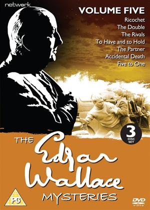 Edgar Wallace Mysteries: Vol.5 Online DVD Rental