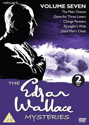 Rent Edgar Wallace Mysteries: Vol.7 Online DVD Rental