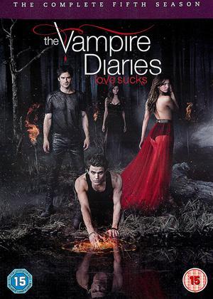 Rent The Vampire Diaries: Series 5 Online DVD Rental