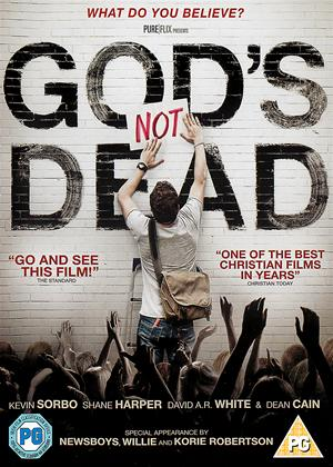 God's Not Dead Online DVD Rental
