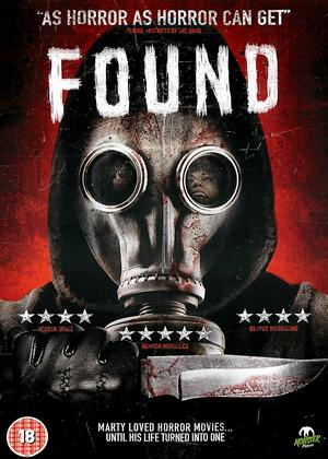 Found Online DVD Rental