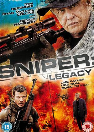 Sniper: Legacy Online DVD Rental