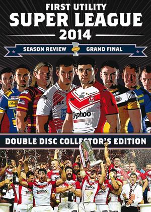 Super League: 2014: Season Review and Grand Final Online DVD Rental