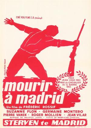 Rent To Die in Madrid (aka Mourir à Madrid) Online DVD Rental