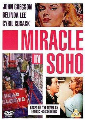 Rent Miracle in Soho Online DVD Rental