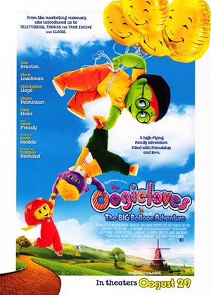 The Oogieloves in the Big Balloon Adventure Online DVD Rental