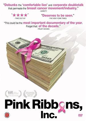 Pink Ribbons, Inc. Online DVD Rental