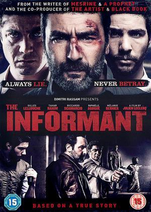 Rent The Informant (aka Gibraltar) Online DVD Rental