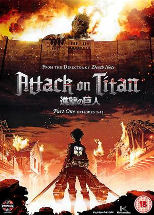 Attack on Titan: Part 1 Online DVD Rental