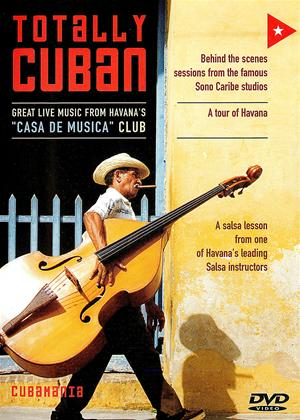 Totally Cuban: Great Music from Havana's 'Casa De Musica' Club Online DVD Rental