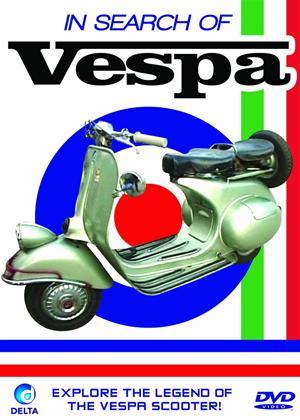 In Search of Vespa: Vespa Scooters Online DVD Rental