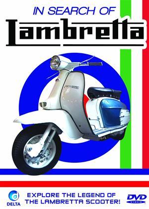In Search of Lambretta: Lambretta Scooters Online DVD Rental