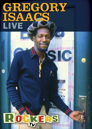 Gregory Isaacs: Live Rockers TV Online DVD Rental