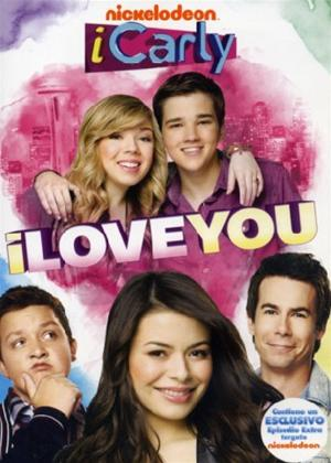 Rent iCarly: I Love You Online DVD Rental