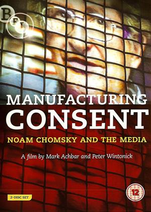 Manufacturing Consent: Noam Chomsky and the Media Online DVD Rental