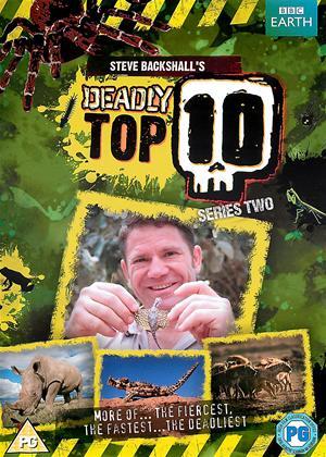 Rent Steve Backshall's Deadly Top 10: Series 2 Online DVD Rental