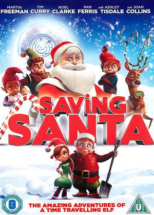 Rent Saving Santa Online DVD Rental