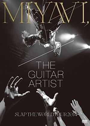 Miyavi: Slap the World 2014 Online DVD Rental
