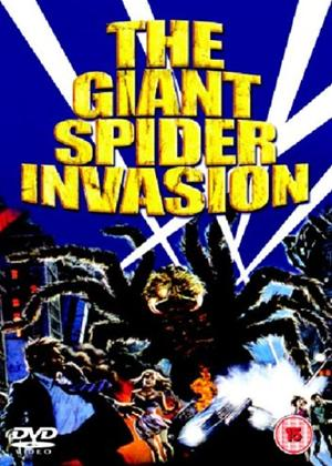 The Giant Spider Invasion Online DVD Rental