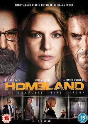 Rent Homeland: Series 3 Online DVD Rental