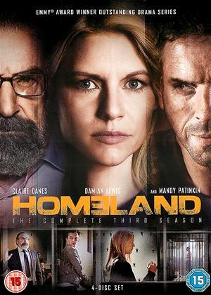 Homeland: Series 3 Online DVD Rental