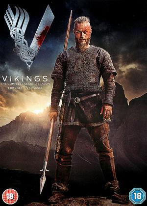 Vikings: Series 2 Online DVD Rental