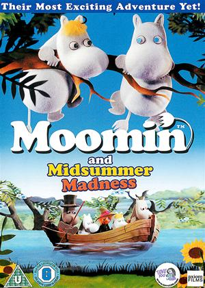 Moomin and Midsummer Madness Online DVD Rental