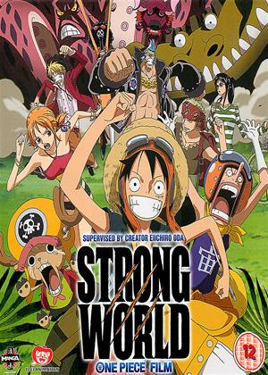 One Piece: Strong World Online DVD Rental