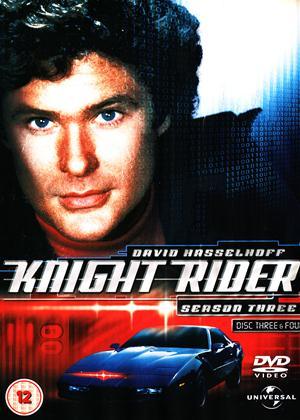 Rent Knight Rider: Series 3 Online DVD Rental