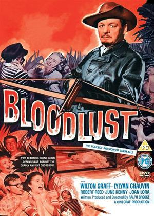 Rent Bloodlust! Online DVD Rental