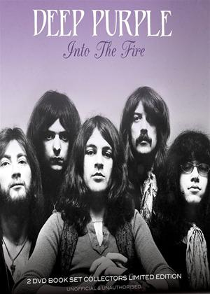 Rent Deep Purple: Into the Fire Online DVD Rental