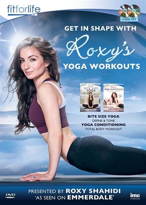 Rent Get in Shape with Roxy's Yoga Workouts Online DVD Rental