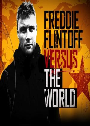 Freddie Flintoff Vs the World Online DVD Rental
