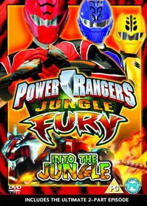 Rent Power Rangers: Jungle Fury: Vol.1 Online DVD Rental