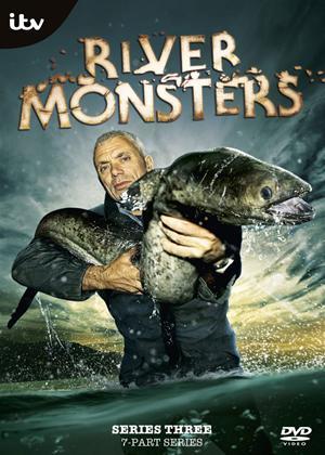 River Monsters: Series 3 Online DVD Rental