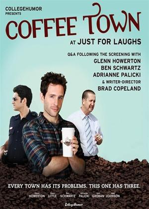 Coffee Town Online DVD Rental