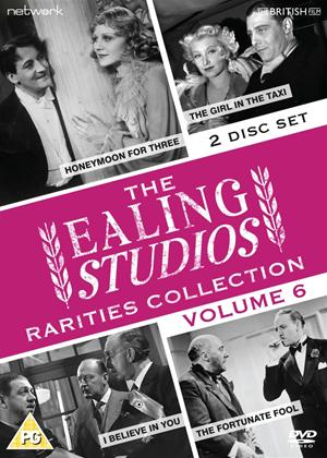 Rent Ealing Studios Rarities Collection: Vol.6 Online DVD Rental