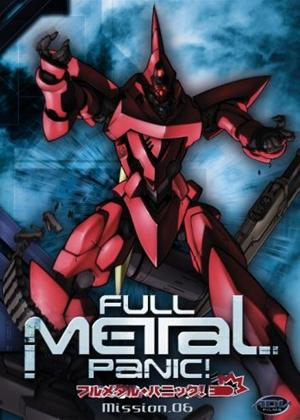 Rent Full Metal Panic: Mission 6 Online DVD Rental