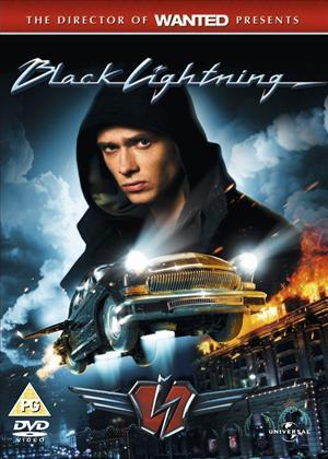 Black Lightning Online DVD Rental