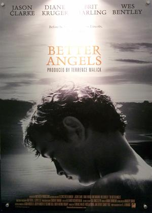 Rent The Better Angels Online DVD Rental